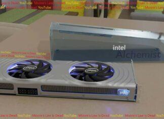 GPU Alchemist rendu 3D