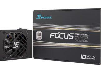 Seasonic Focus SPX